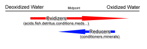Redox balance for health beginner oxiders and reducers