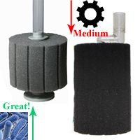 Sponge Aquarium Filters